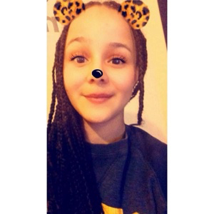 Updated her profile photo