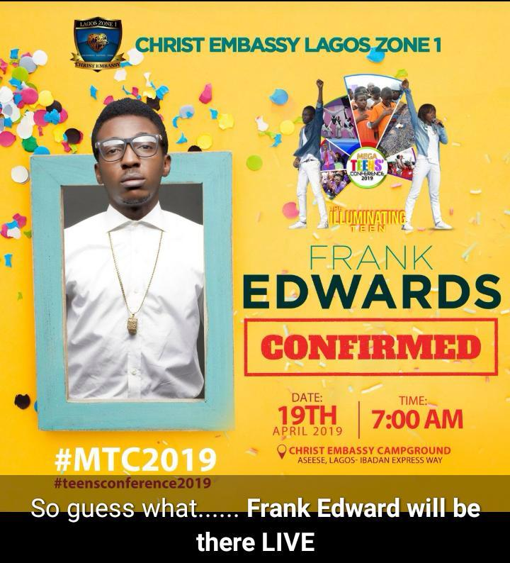 Gbe Body eh! Gbese! #megateensconference