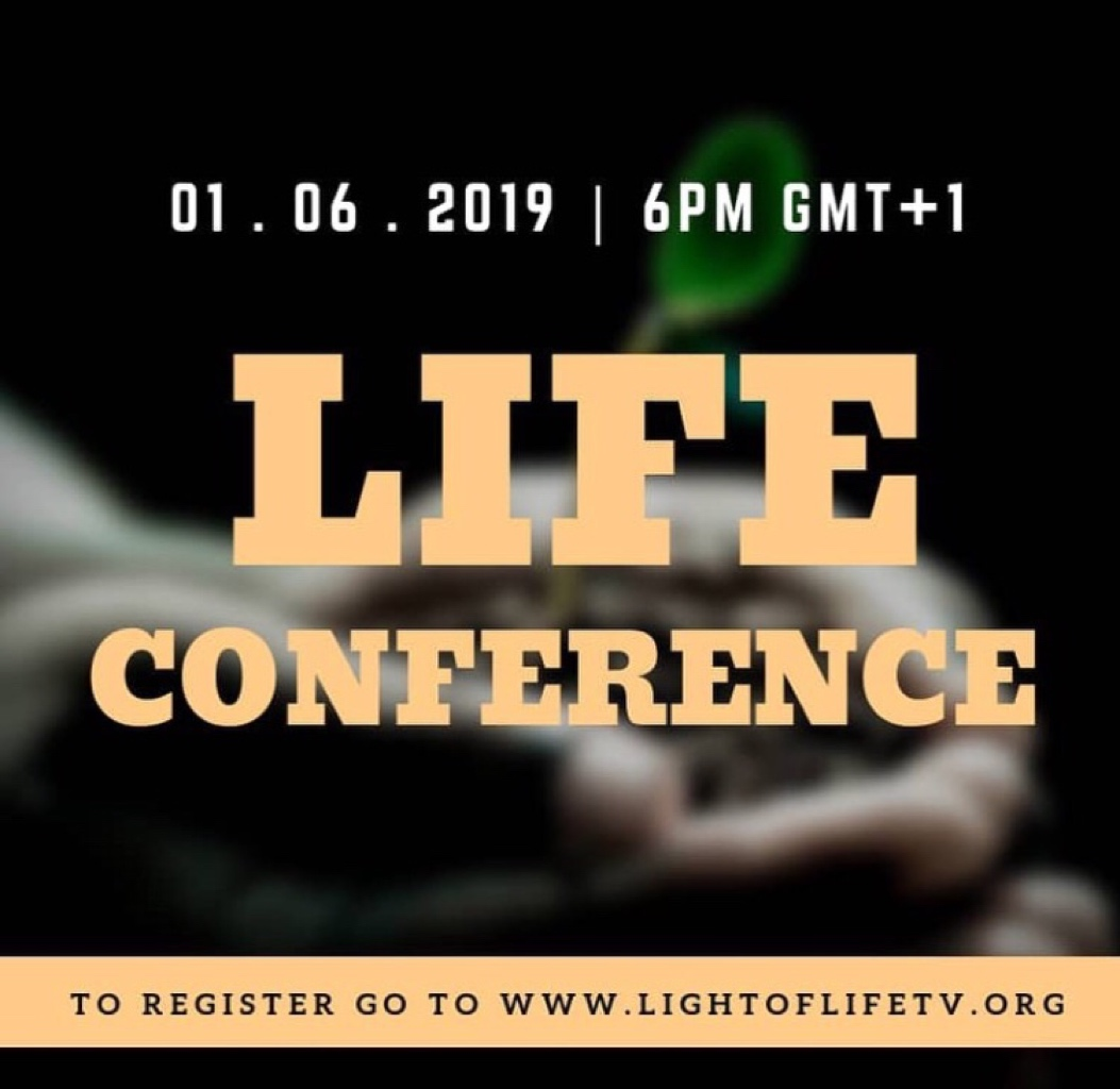 Join Life Conference! #Life#PastorJoy#Lebanon