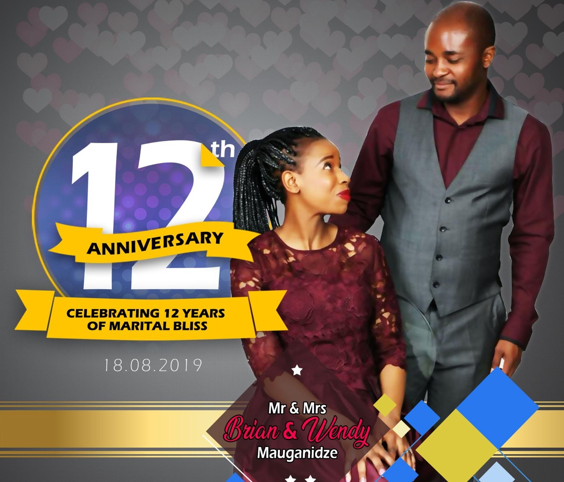 Happy Anniversary Brother Brian and