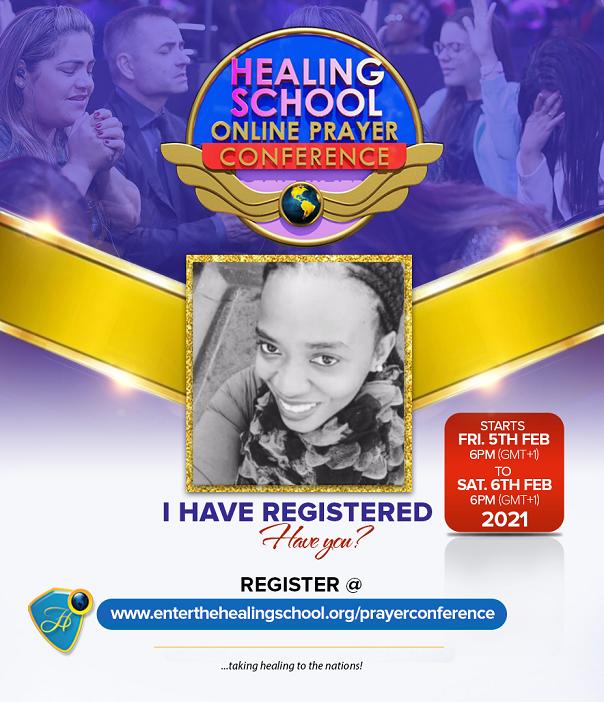 Make sure that you register