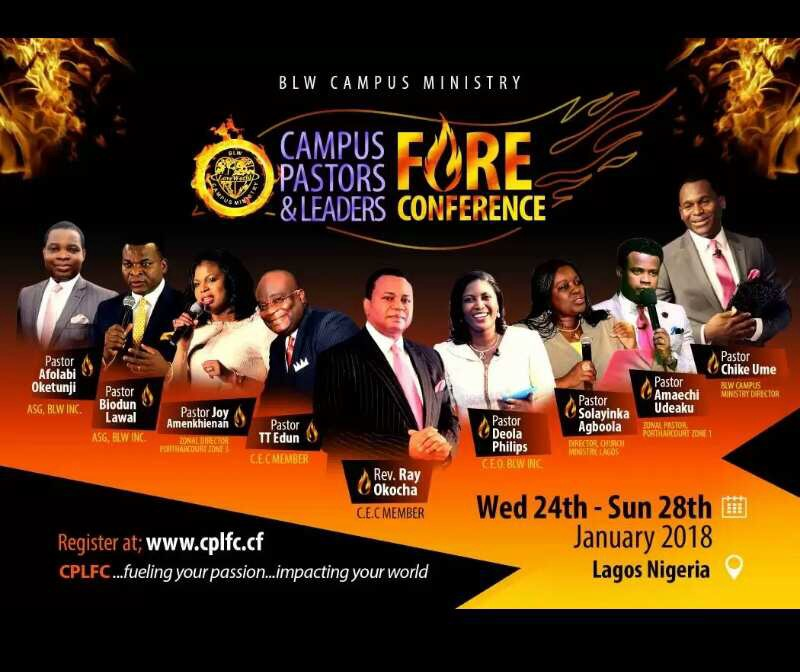 Supernatural Fire conference,are you ready?