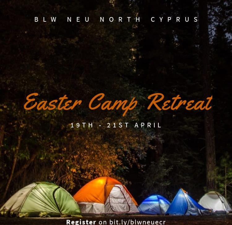 Easter Camp Retreat BLW NEU