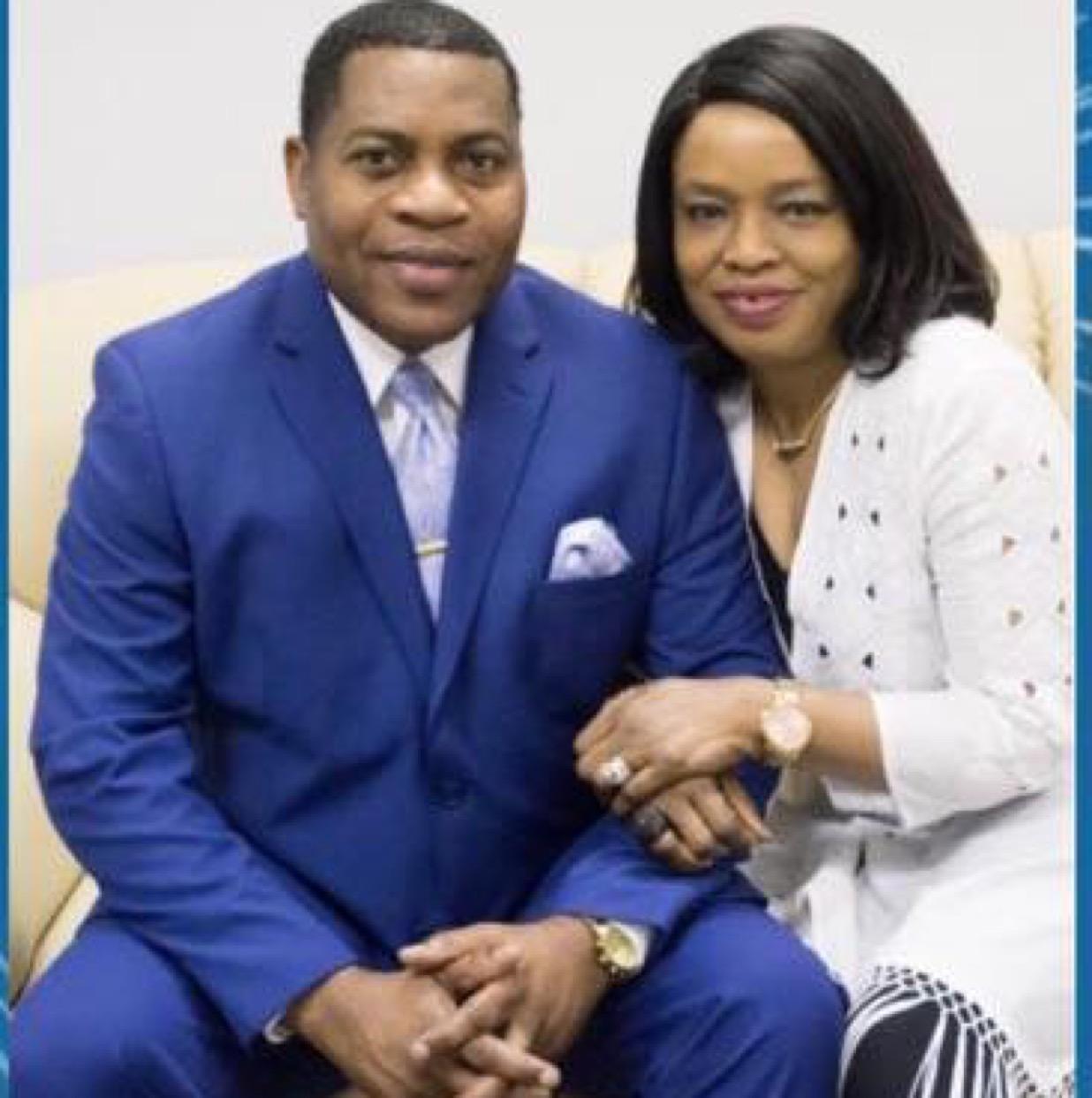 Happy Anniversary Pastor John and