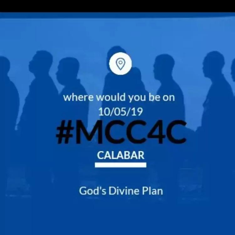 Where will u be??... #MCC4C
