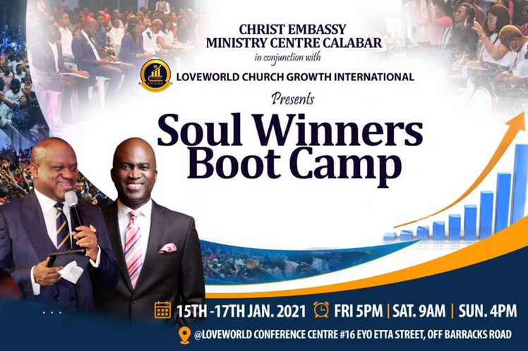 Happening today #SoulWinnersBootCamp #CalMC #Tea
