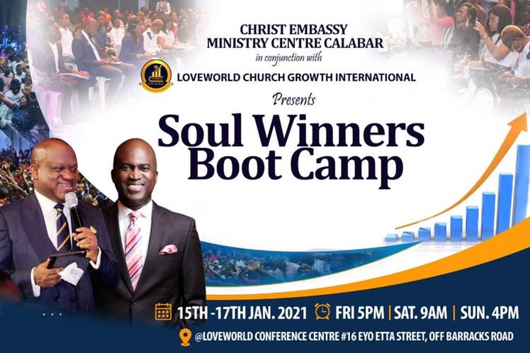 Pastor Lanre Alabi—Anything that comes