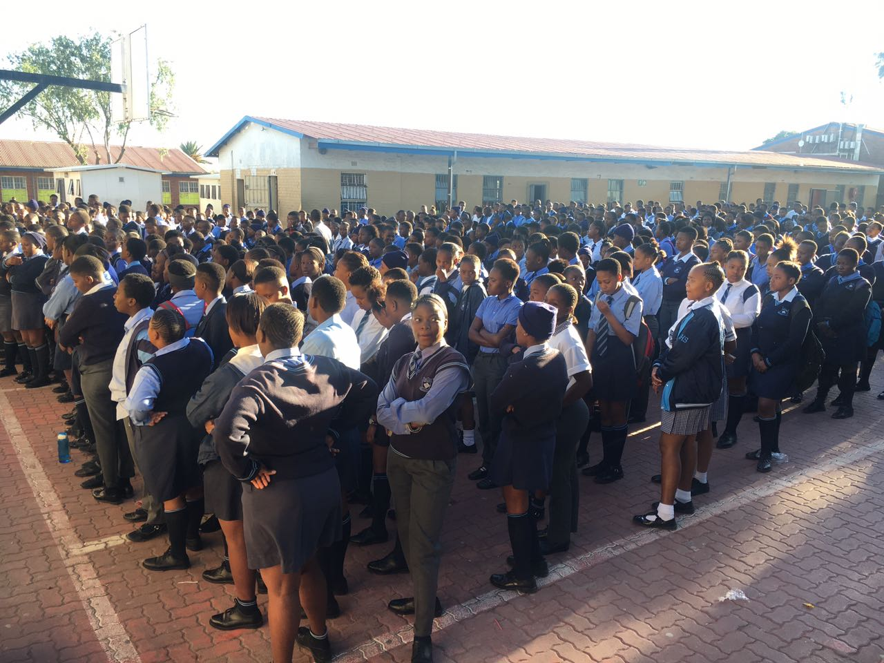 #GylfHighSchoolCampaign #impactwithpastorchris