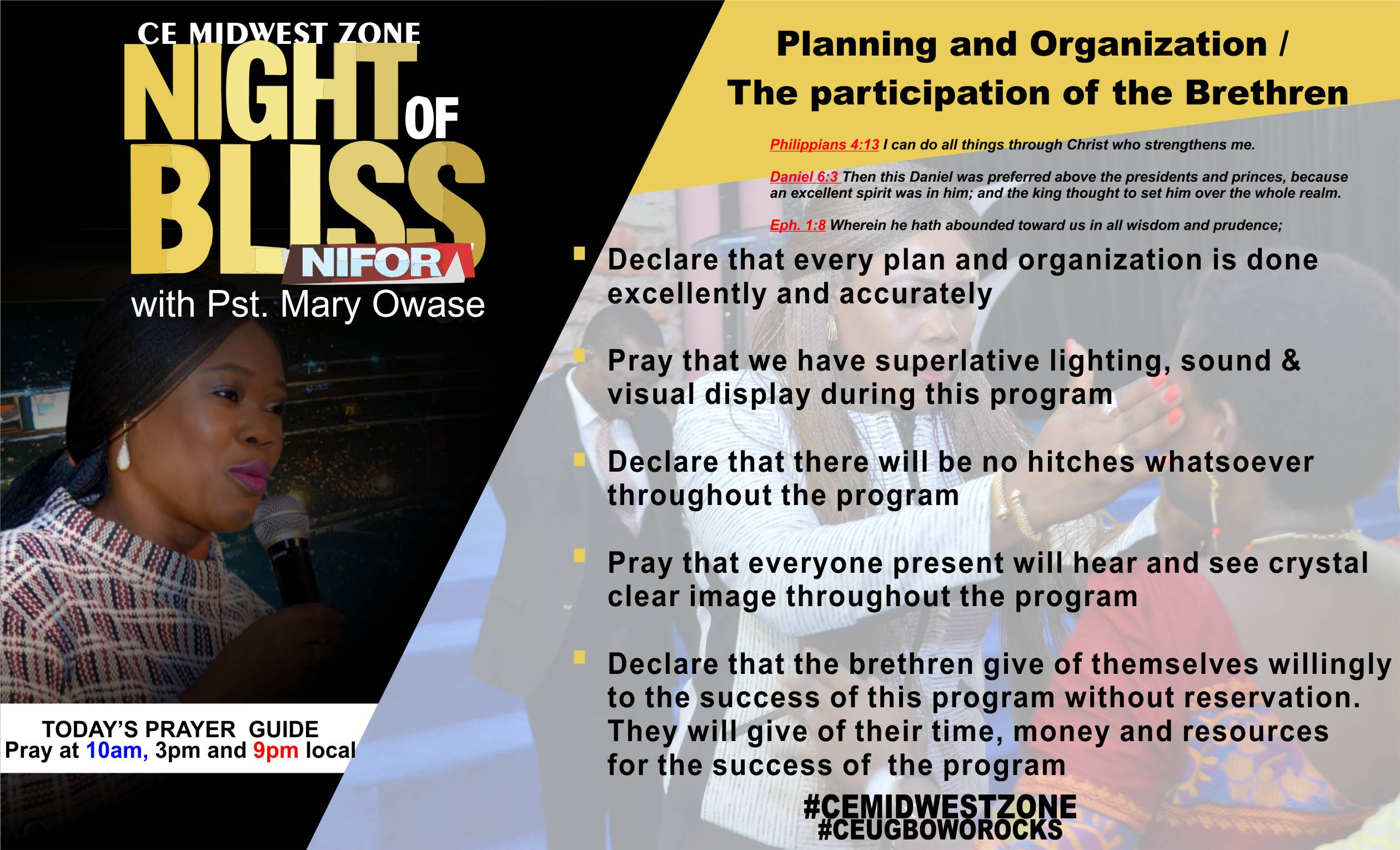 Night of Bliss Nifor is