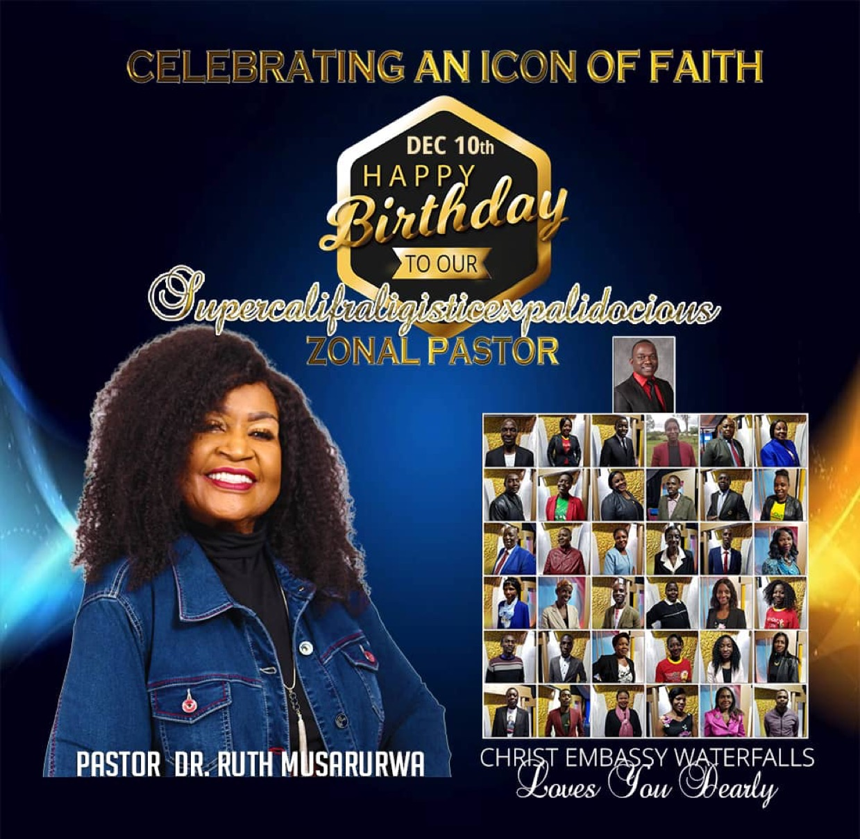 Celebrating our highly esteemed Zonal