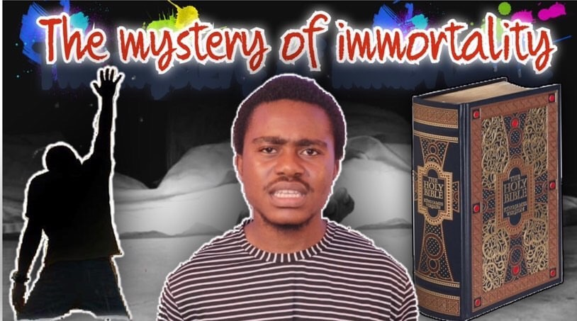 The mystery of immortality revealed!