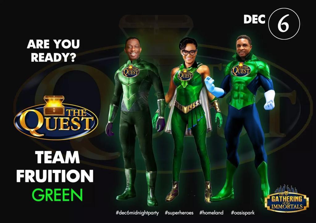 #theQuest #TeamFruition #Offer7 #blwcampusminstr
