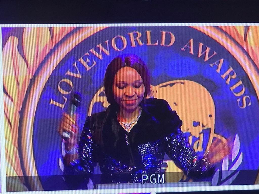 LoveWorld New Media Awards happening