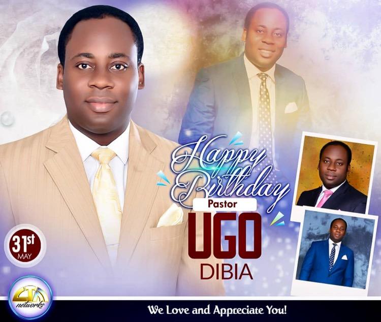Happy birthday to you Pastor