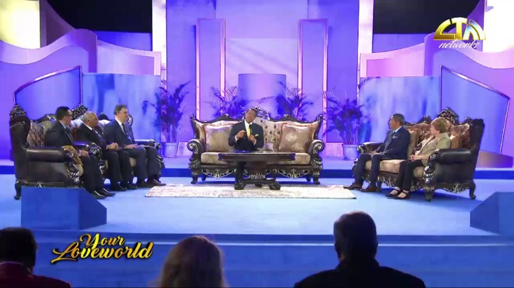 Watch Your Loveworld with Pastor