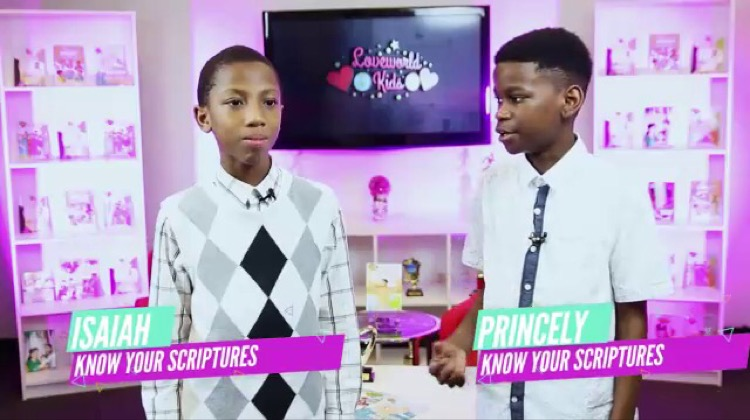 LOVEWORLD KIDS EPISODE 50 How