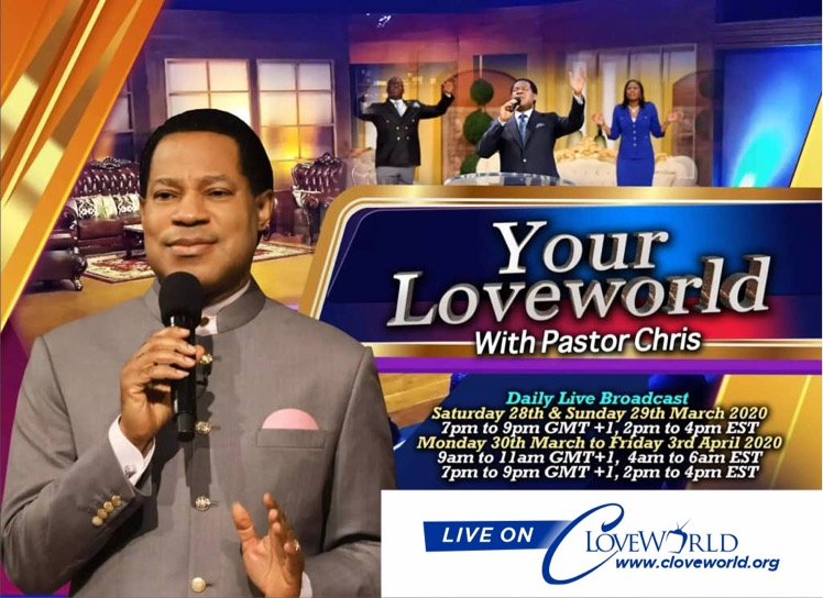 Ongoing on cloveworld !!! Your