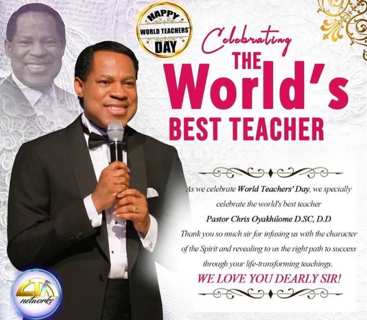 World's Best Teacher.. I love