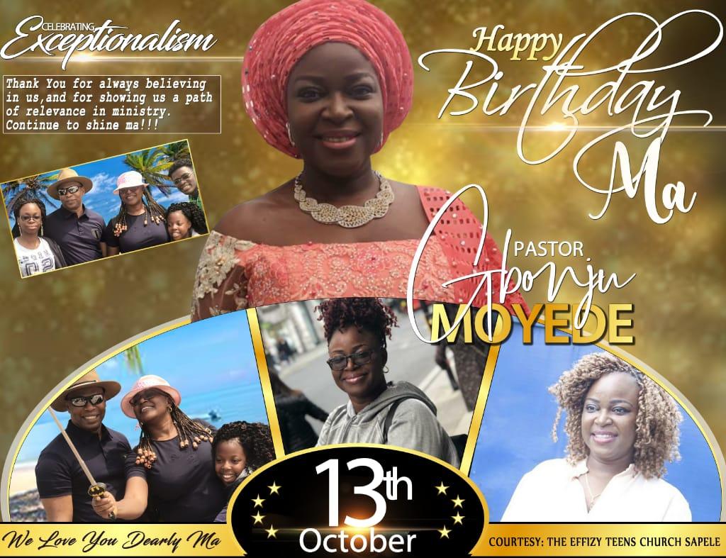 Celebrating our Super Mum Happy