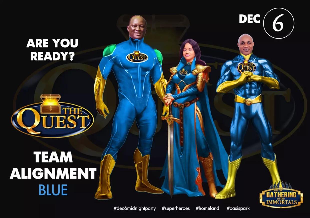 Loveworld Nation, Meet Team Alignment