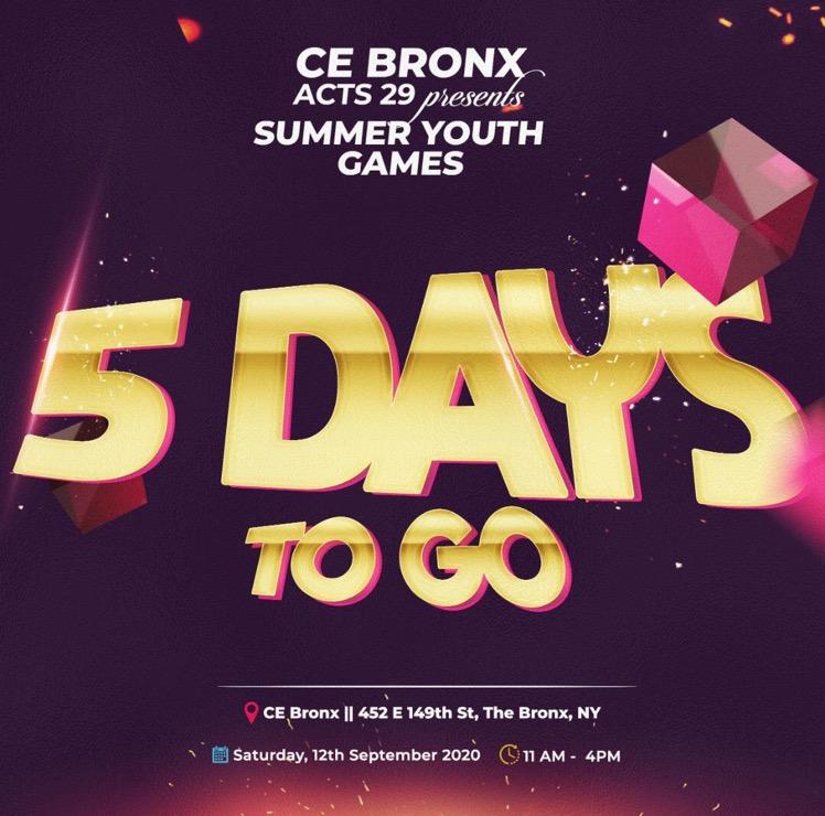Summer Youth Games! #TimeToLol #LiveOutLoud