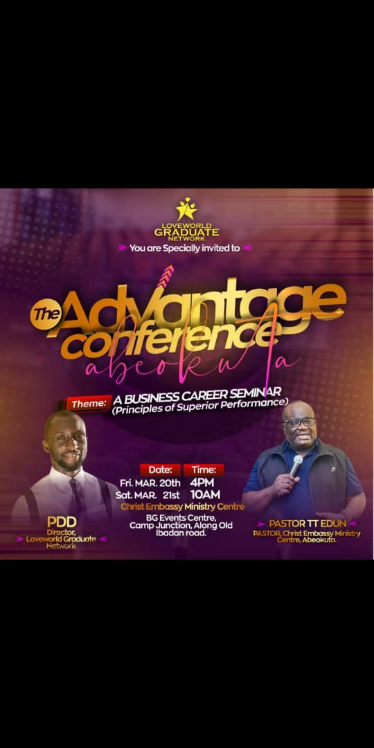 AdvantageConferencewithPtt #monthofknowledge #year