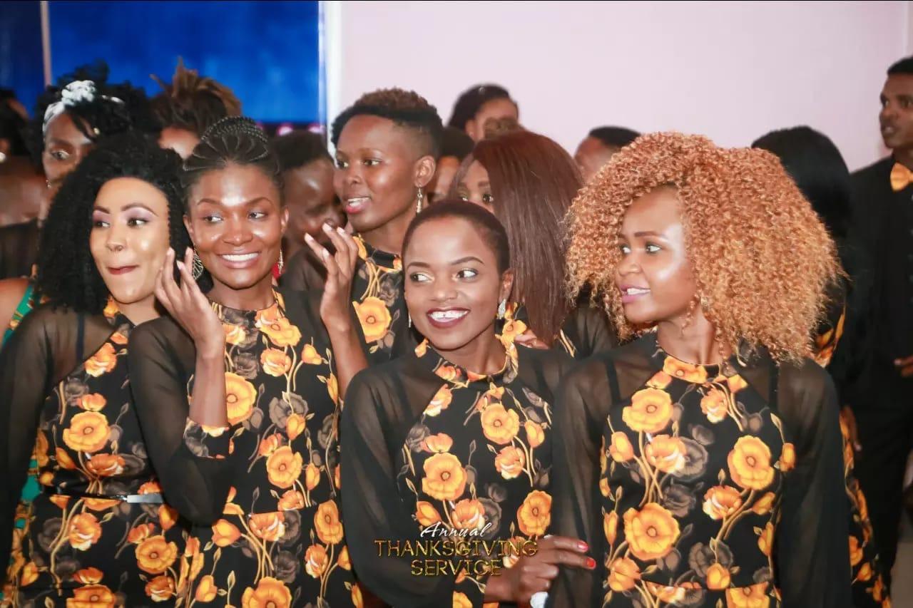 The Nairobi Choir #fromkenyatotheredtoftheworld #c