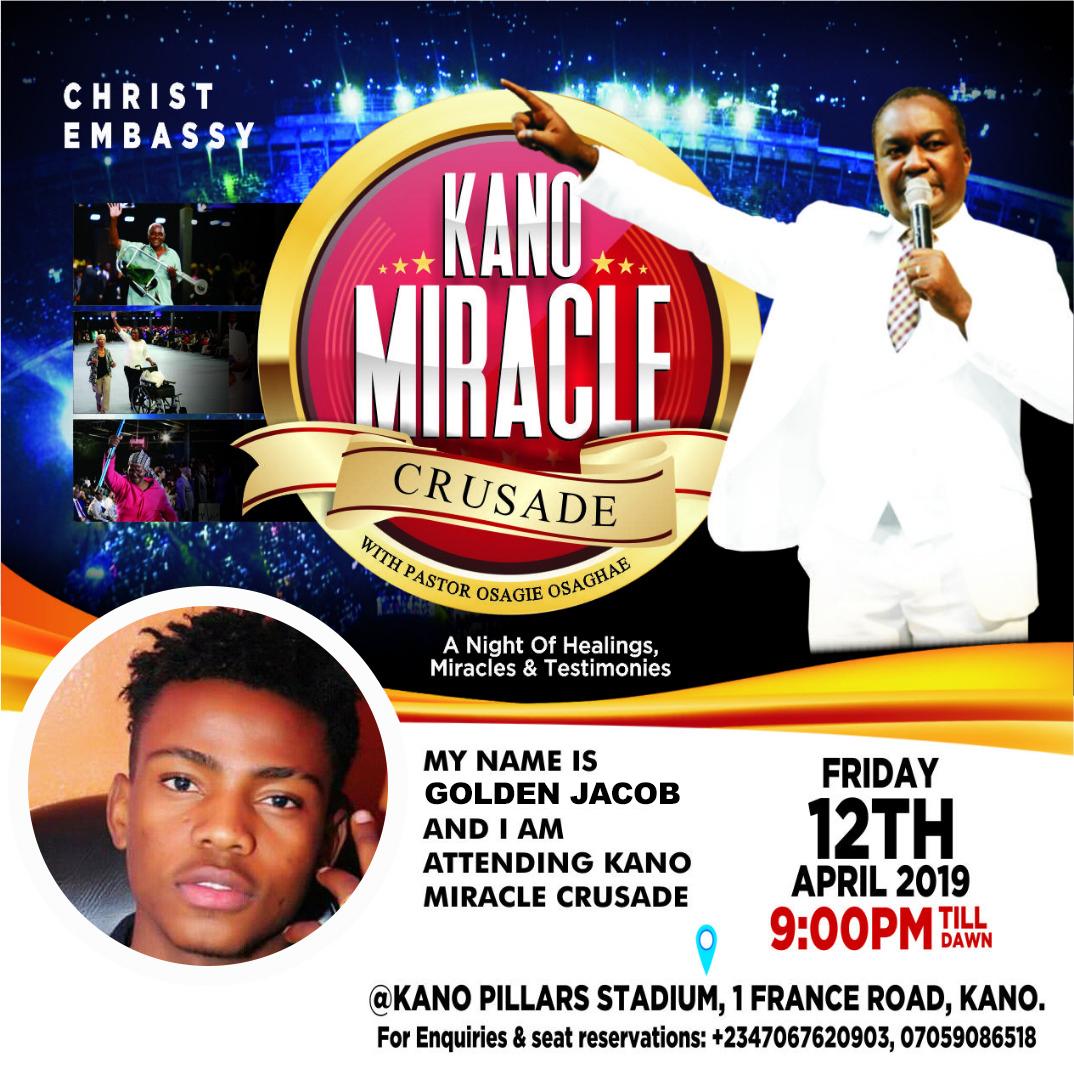 kano miracle crusade on ur