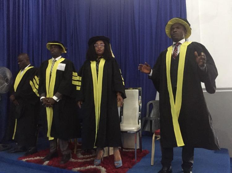 Happening Now!!! Foundation Graduation CE