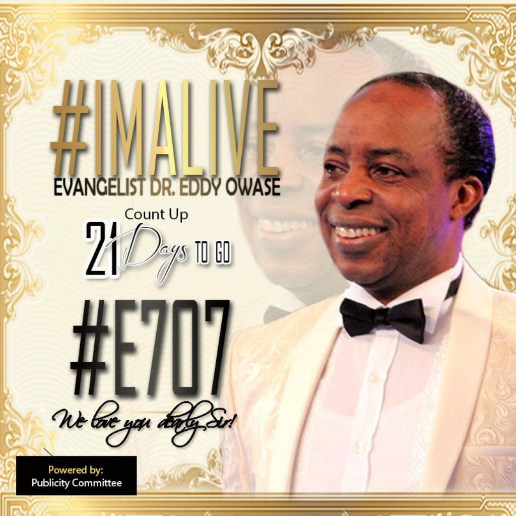 #E707 #ImAlive #ekpangroup #warriministrycentre