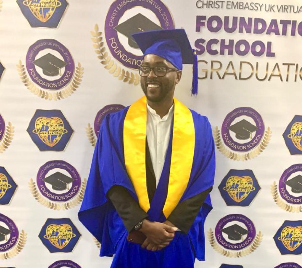 Congratulations Bro Sidney