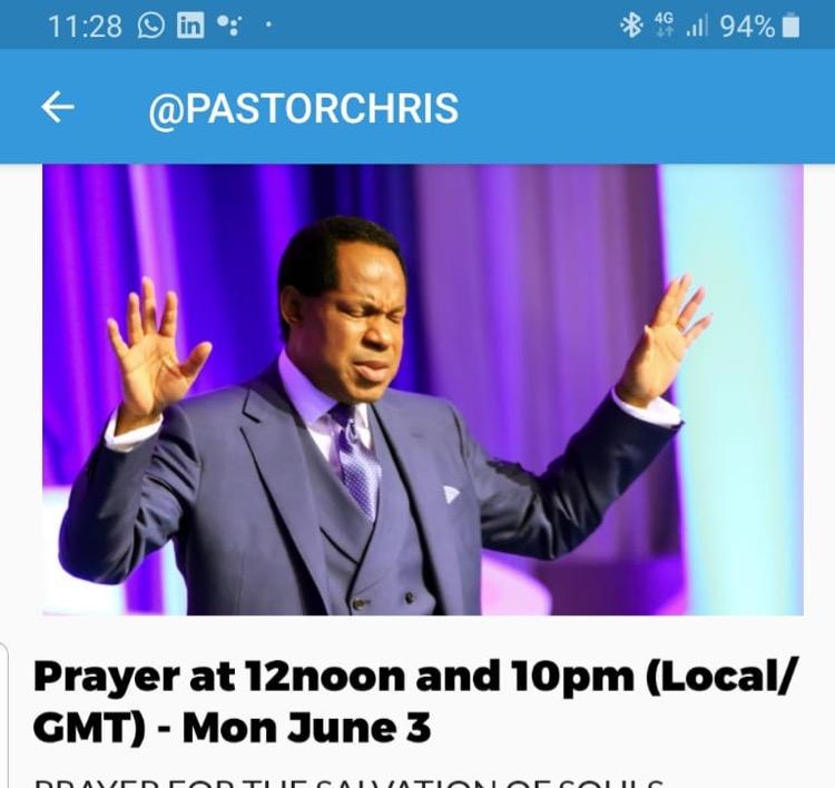 #prayingwithpastorchris #PCLprayathon2019 #UK #BLW