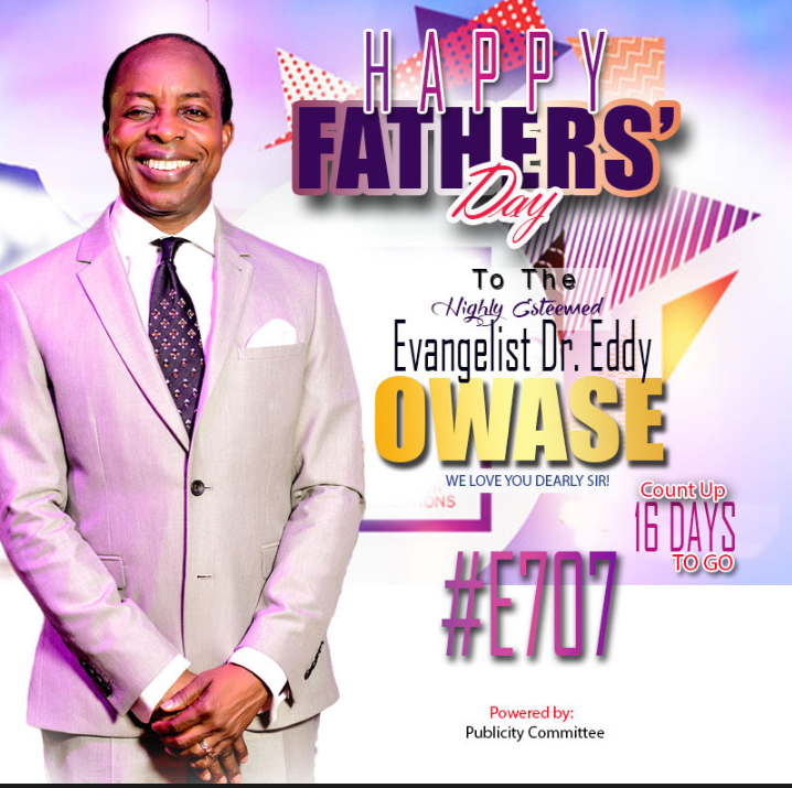 Celebrating a Father #E707 #warriministrycenter