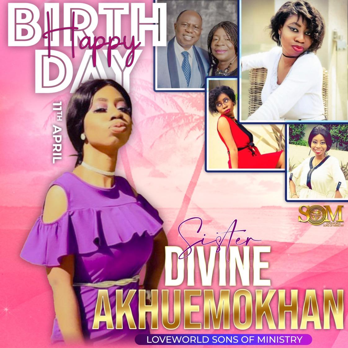 CELEBRATING GOD'S MASTERPIECE Happy Birthday