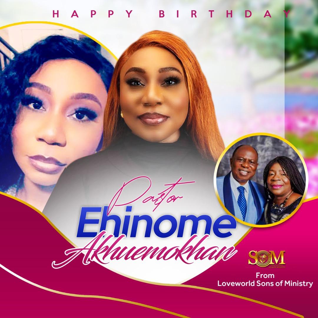 CELEBRATING GOD'S BEAUTY Happy Birthday