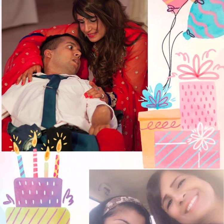 happy birthday to my dearest