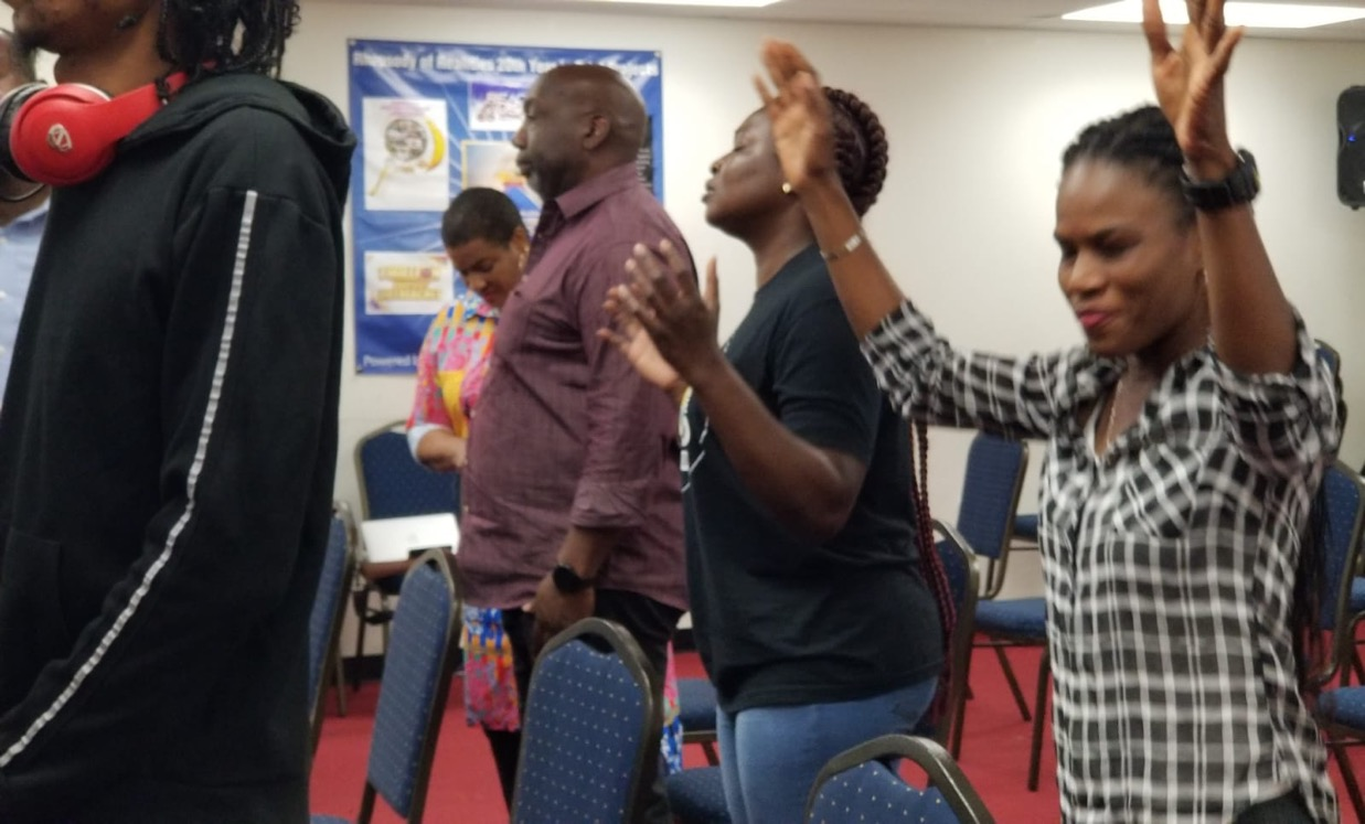 🎉HIGHLIGHTS: Mid-Week Service with Pastor