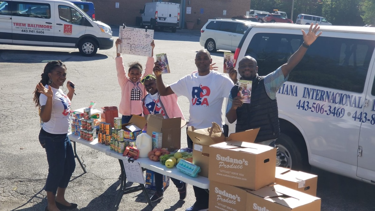 #HIGHLIGHTS: Food Pantry at CE