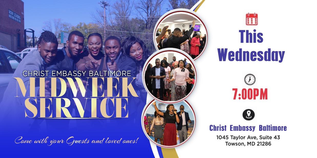 Happening tonight at CE Baltimore!