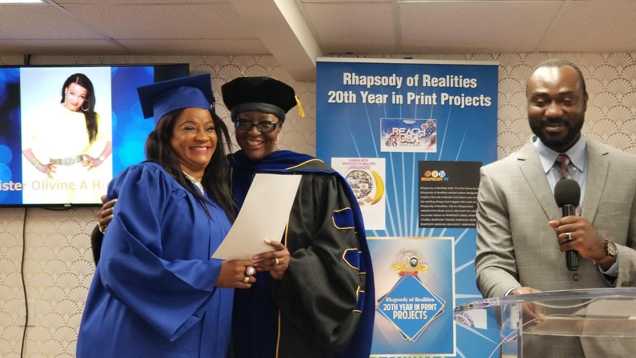 🎊HIGHLIGHTS 🎉: Foundation School Graduation