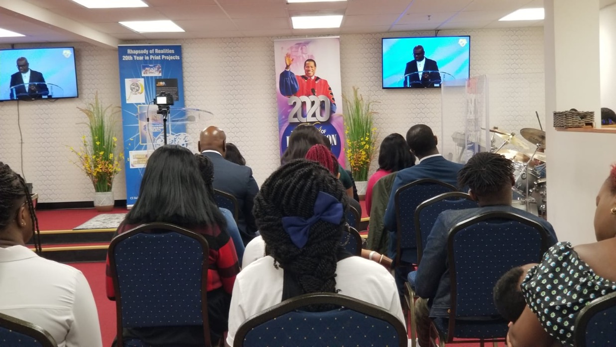 🎉HIGHLIGHTS🎉: 2nd Service at CE