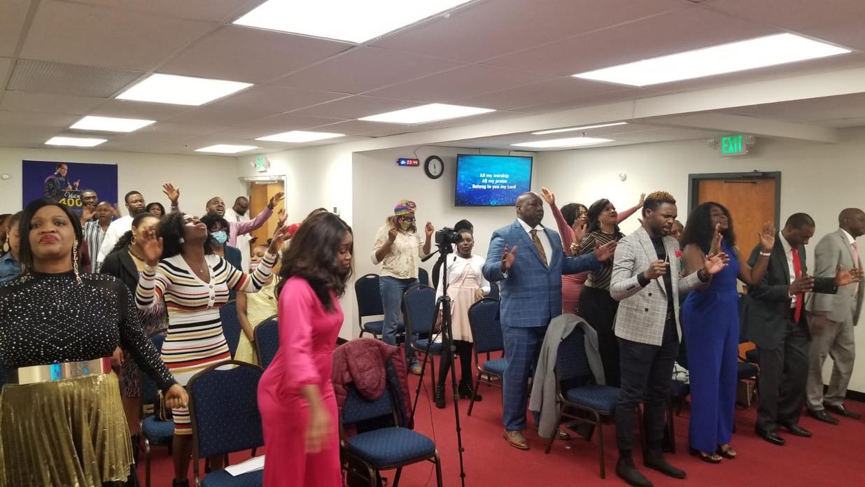 🎉Part 1: Thanksgiving Celebration Service