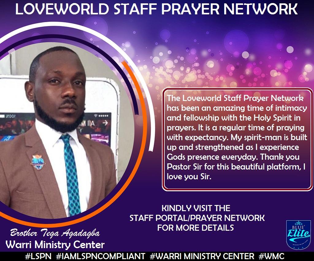Enjoy an amazing fellowship with