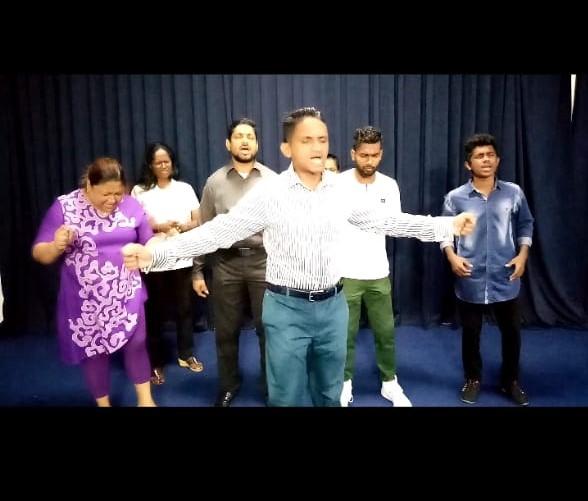 #prayingnow, #PCLprayathon2020; #prayathon2020, #I
