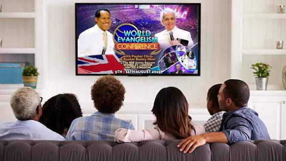 #wec2019withpastorchris #worldevangelism #wec2019