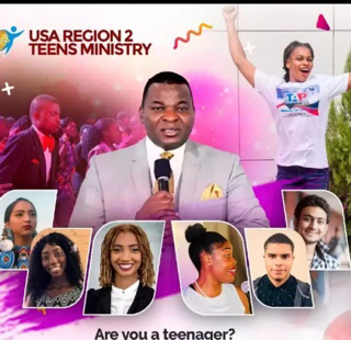 USA REGION 2 TEENS MINISTRY  avatar picture