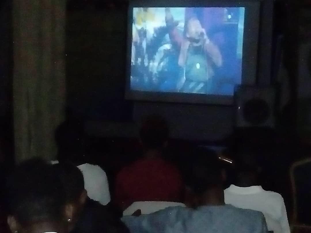 Viewing from mafoluku nation #CELZ1ROCKS