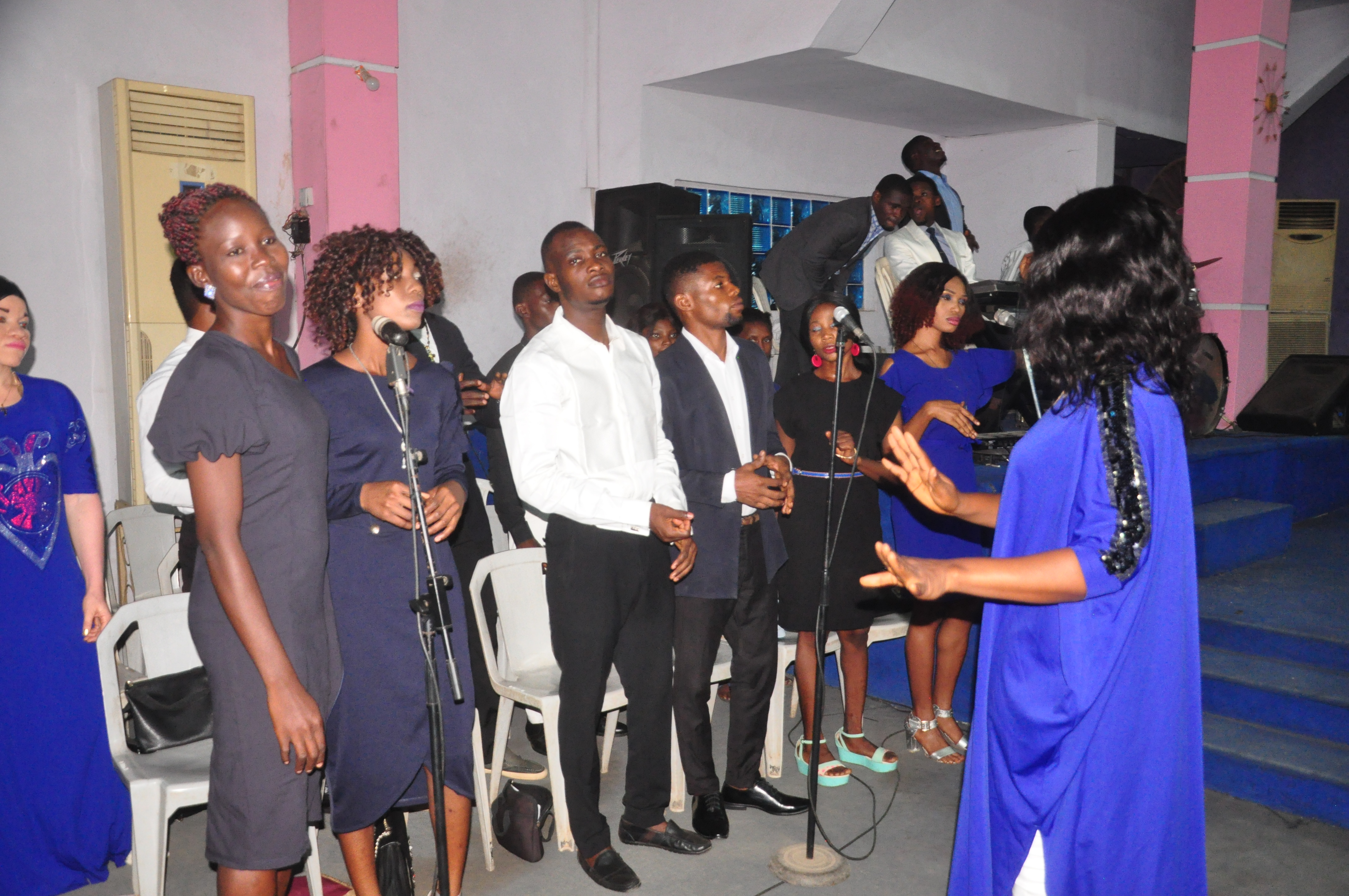 Special Ministrations at #totalexperience #celz1ro
