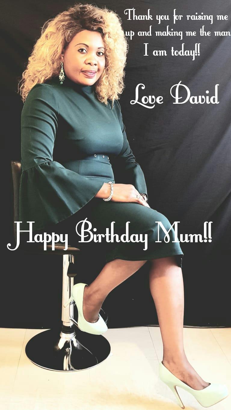 Happy Birthday Mum!!