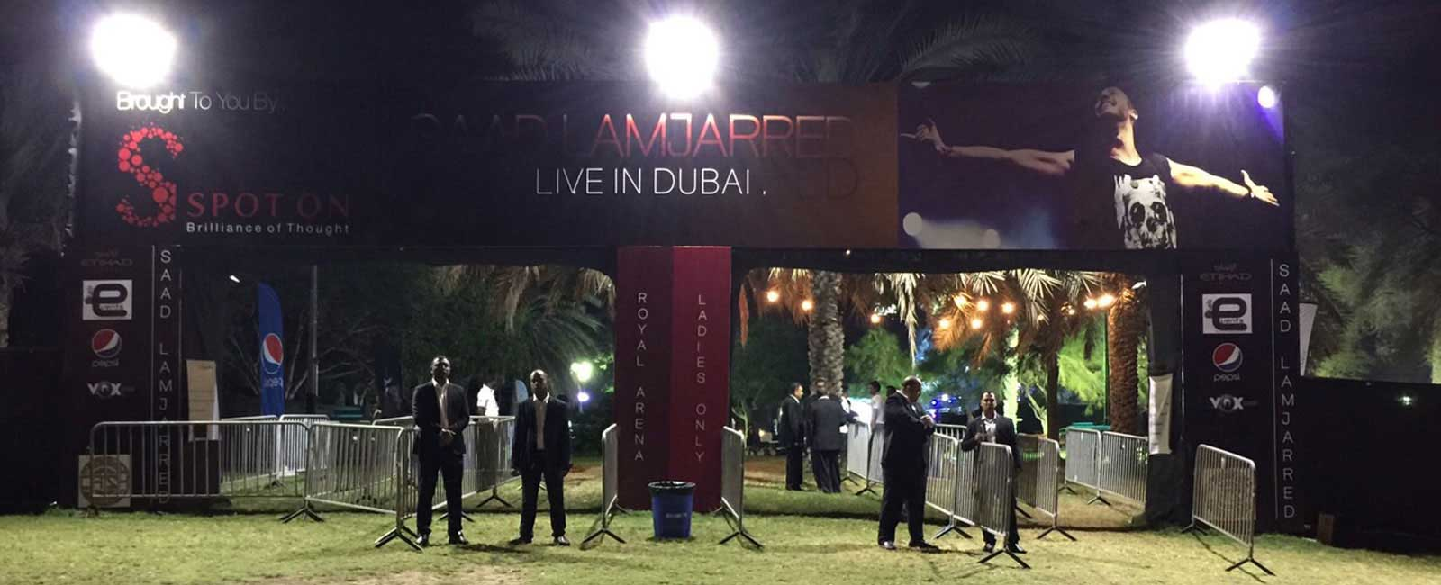 Security Guard Companies in Dubai